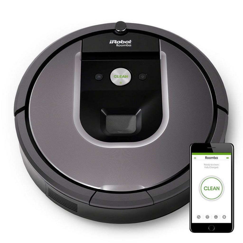 Aspirador iRobot Roomba 960
