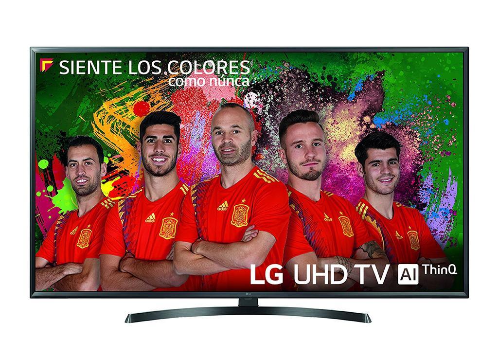 Televisor LG 49UK6470PLC