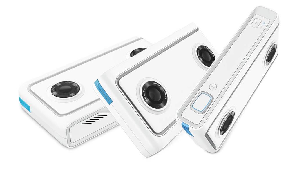 Lenovo Mirage Camera