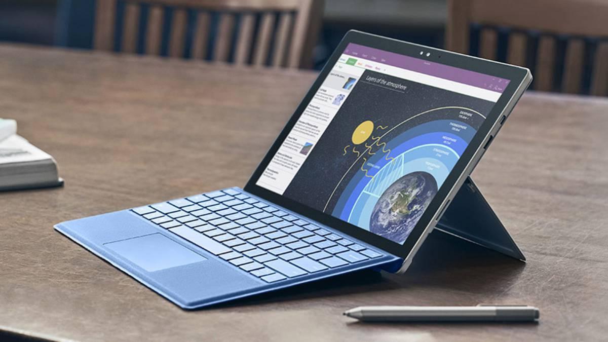Equipos Microsoft Surface