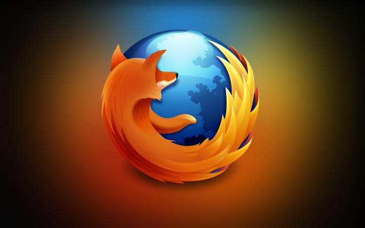 Logo del Navegador web firefox