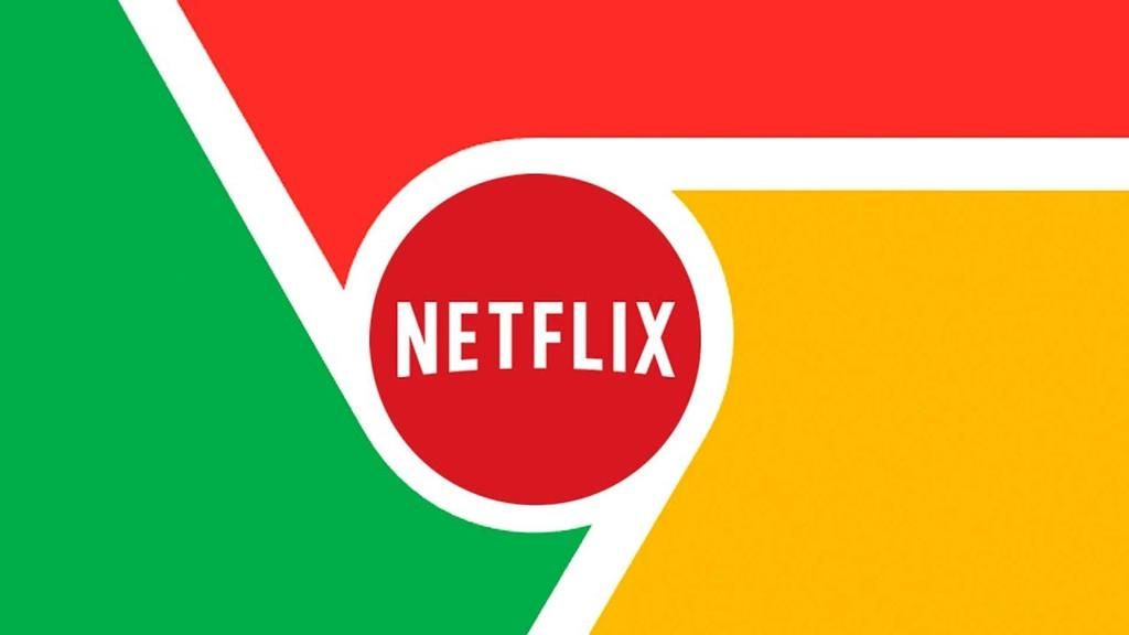 Netflix en Full HD para Chrome