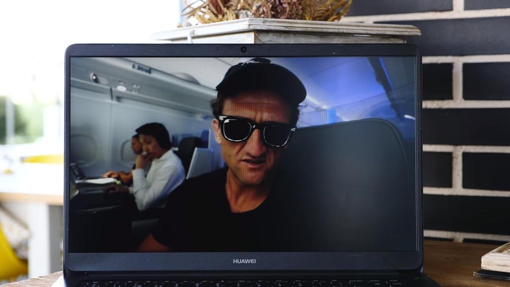 Calidad de la pantalla del Huawei Matebook D