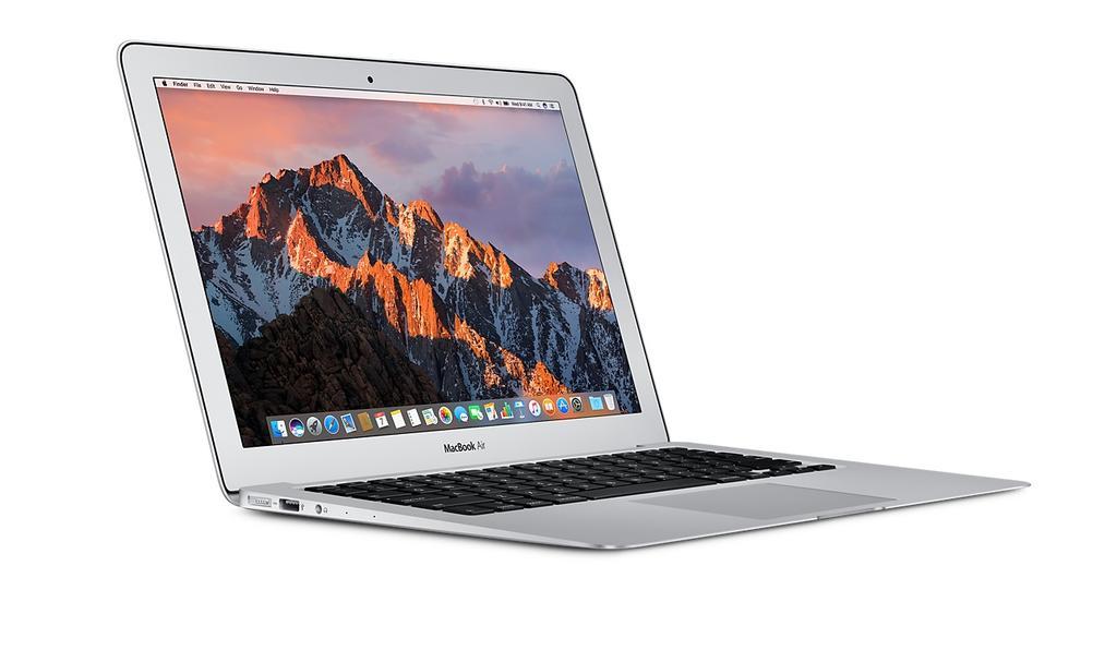 diseño del  MacBook Air