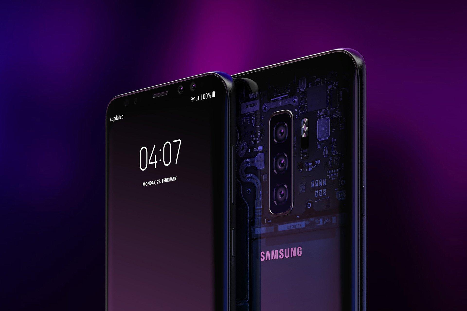 Procesador del Samsung Galaxy S10 (1)