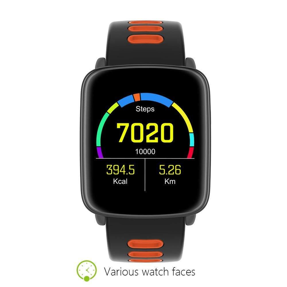 Smartwatch sumergible de Prixton