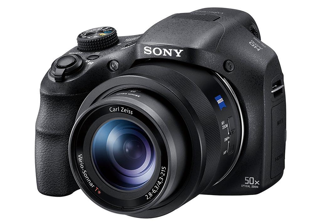 cámara Sony DSC-HX350