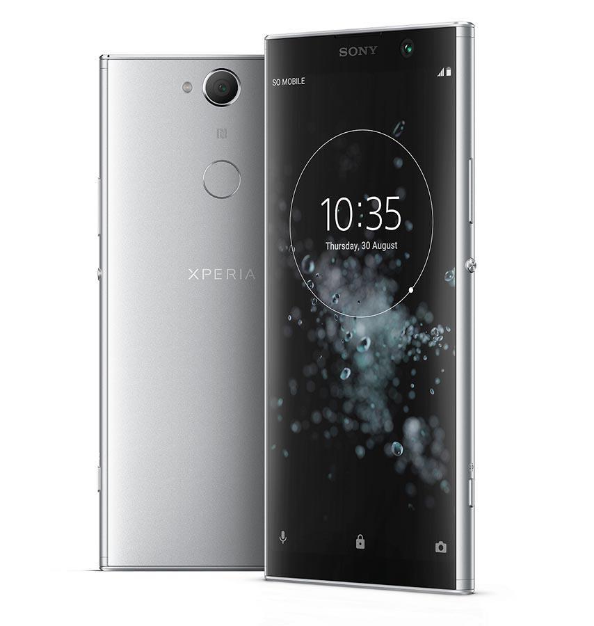 Imagen del teléfono Sony Xperia XA2 Plus