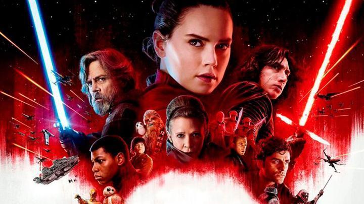 Película Star War los ultimos Jedi