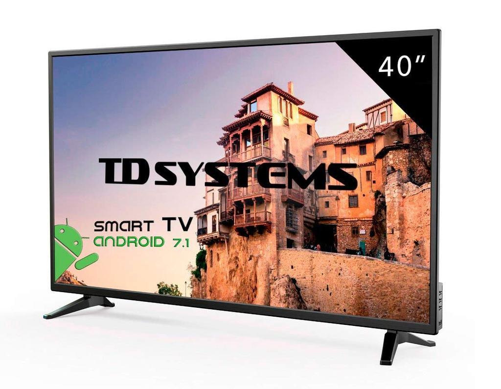 televisor TD Systems K40DLM8FS