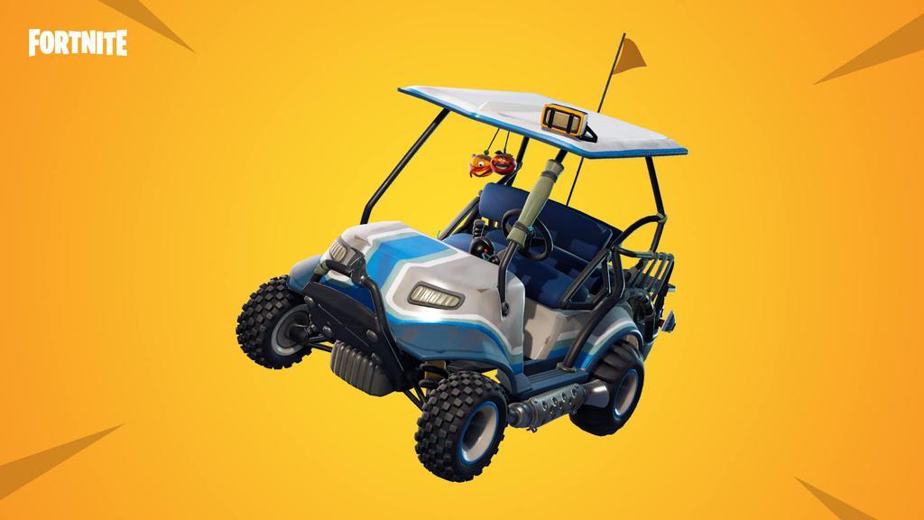Nuevo vehículo Temporada 5 de Fortnite