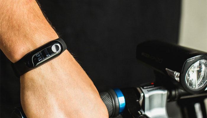 Uso de la pulsera Xiaomi Mi Band 3
