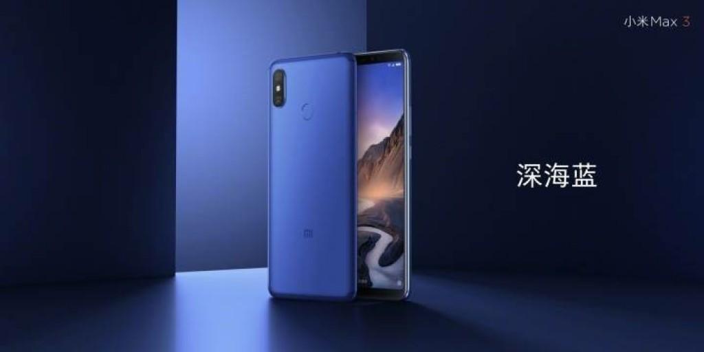 Xiaomi Mi Max 3 de color Xiaomi Mi Max 3
