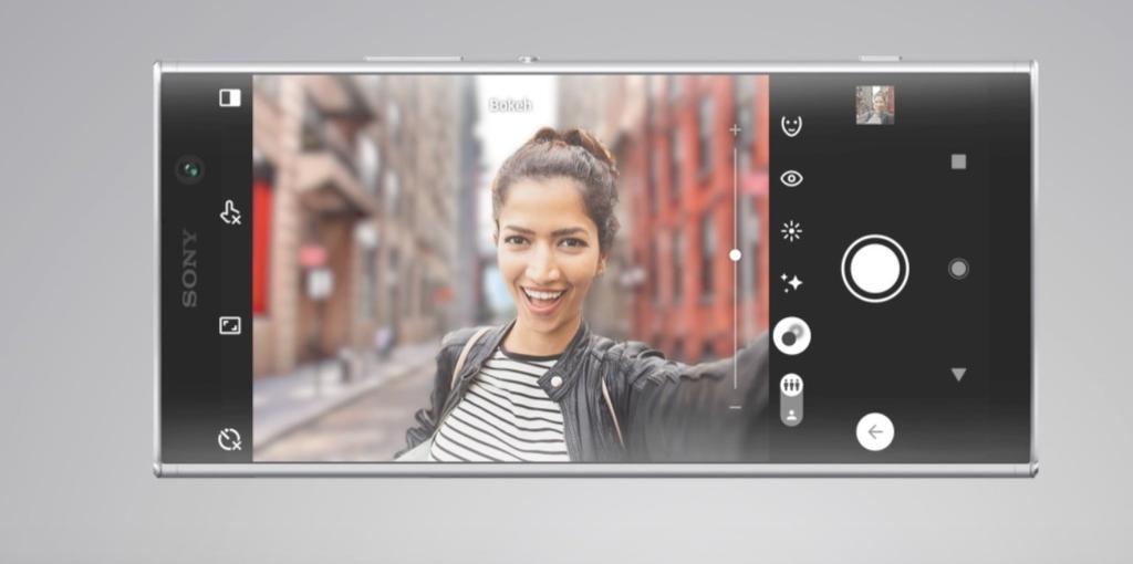 Pantalla del Sony Xperia XA2 Plus