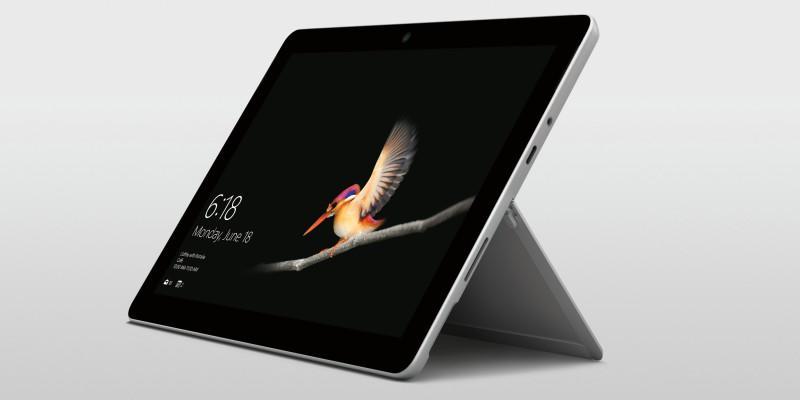 Diseño de Microsoft Surface Go
