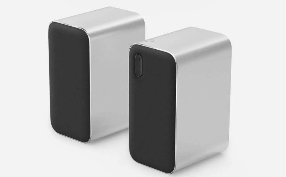 Diseño de Xiaomi Mi Bluetooth PC Speaker