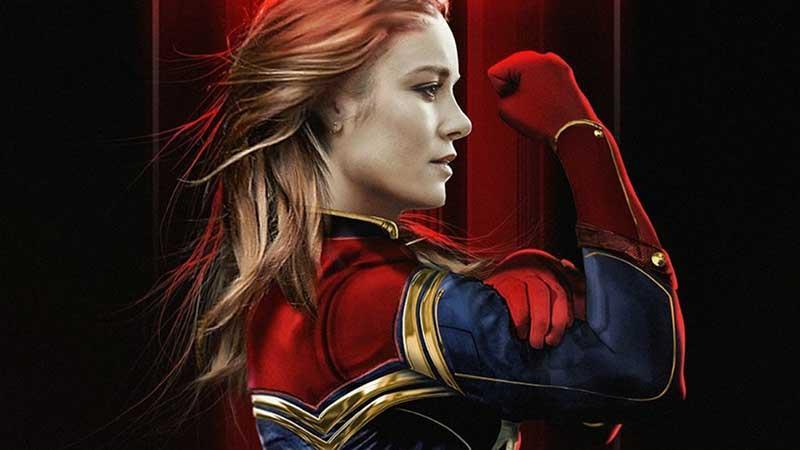 Imagen películas Capitán Marvel