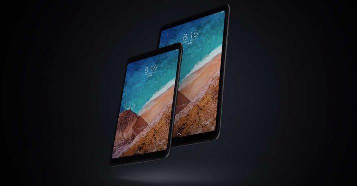Características de la Xiaomi Mi Tab 4 Plus
