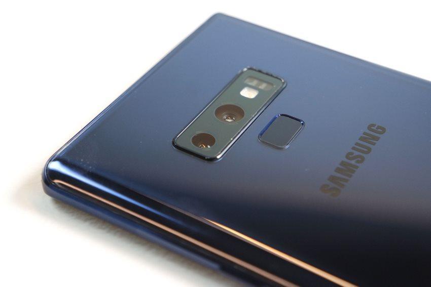 Cámara del Samsung Galaxy Note 9