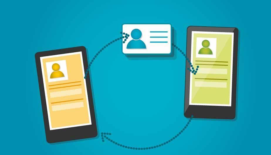 Copia de los contactos en Android