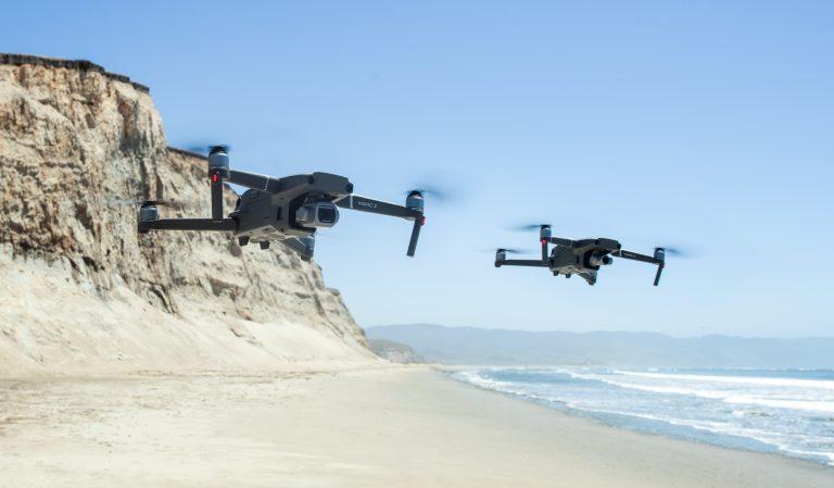 Nuevos drones DJI Mavic 2