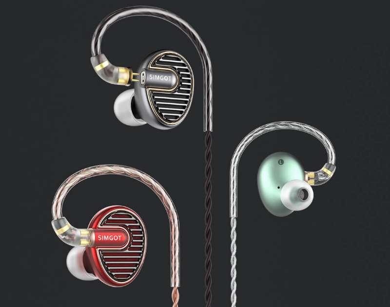 Diseño de los auriculares Xiaomi Xingge Tongque