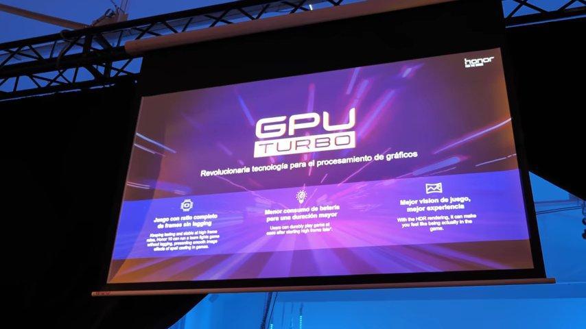 GPU Turbo, así funciona esta tecnología de los Huawei y