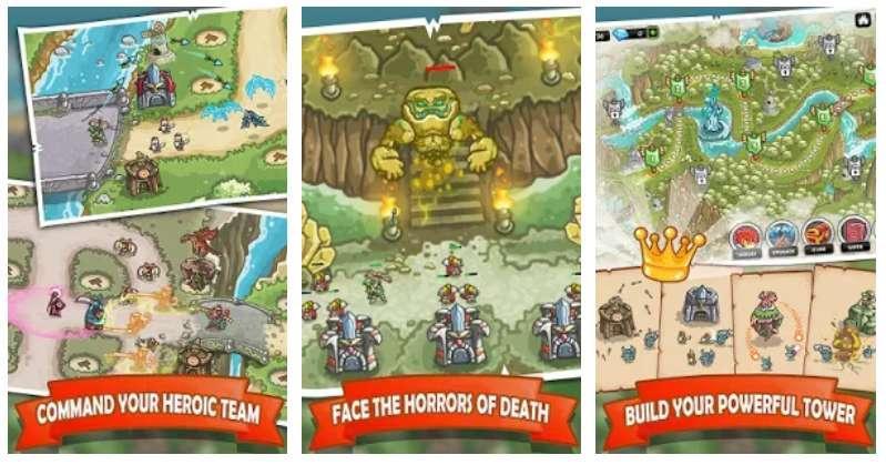 Juego Kingdom Defense 2: Empire Warriors - Premium