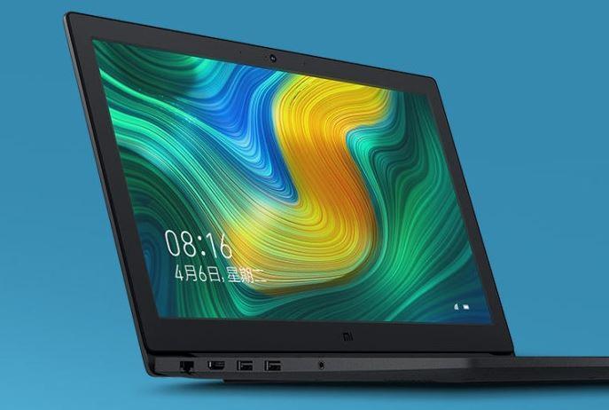 Imagen lateral Xiaomi Notebook