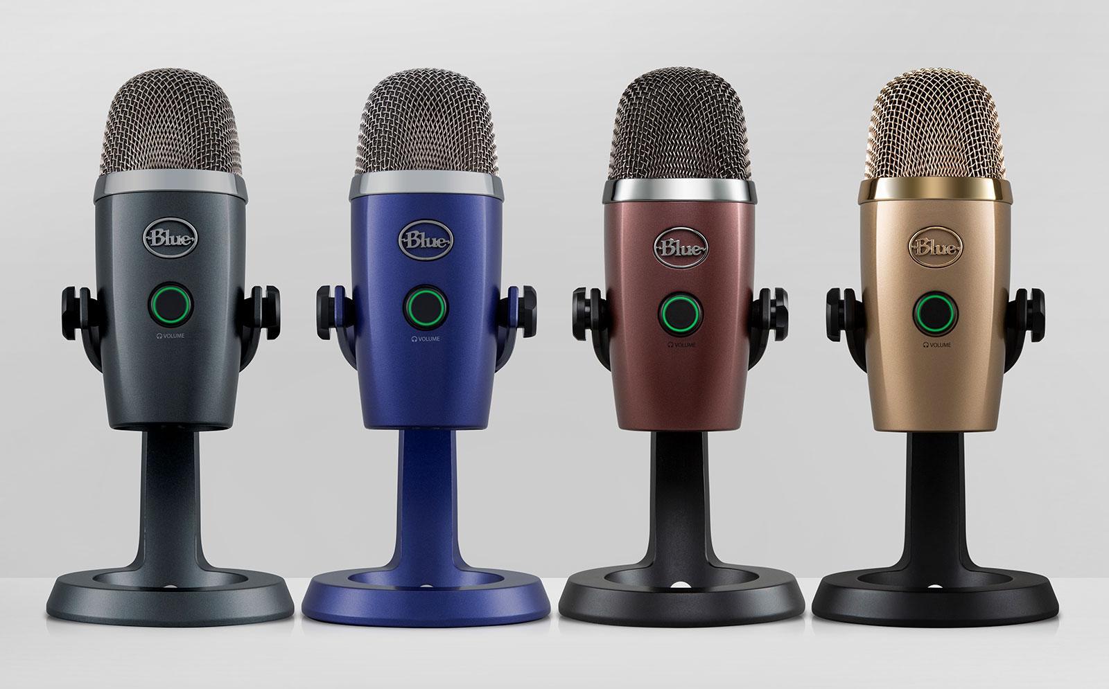 Yeti Nano, nuevo Microfono para Youtubers