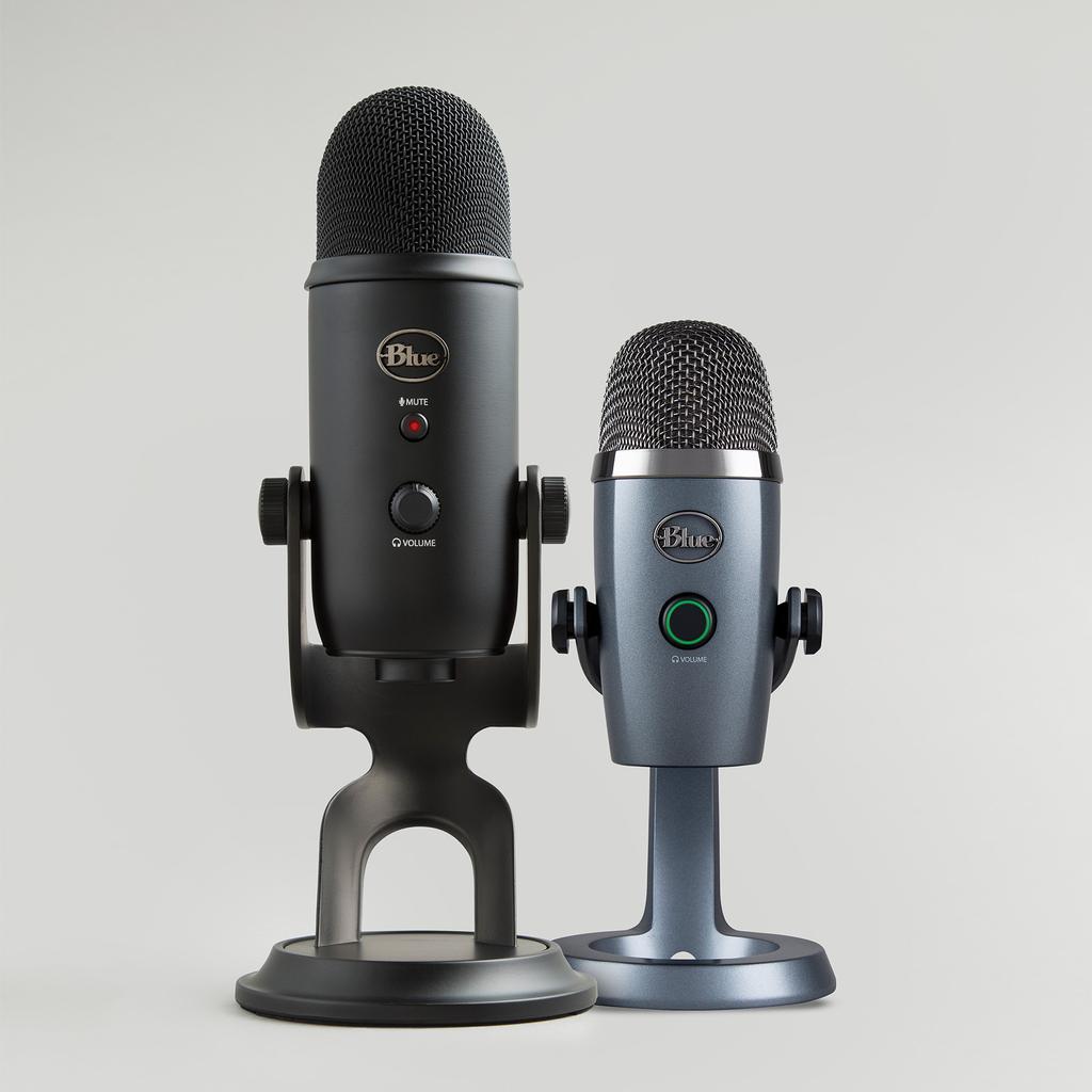 Microfono para Youtubers Yeti Nano