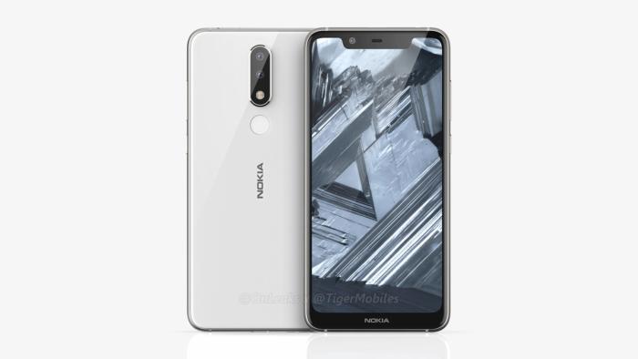 Teléfono Nokia 5.1 Plus