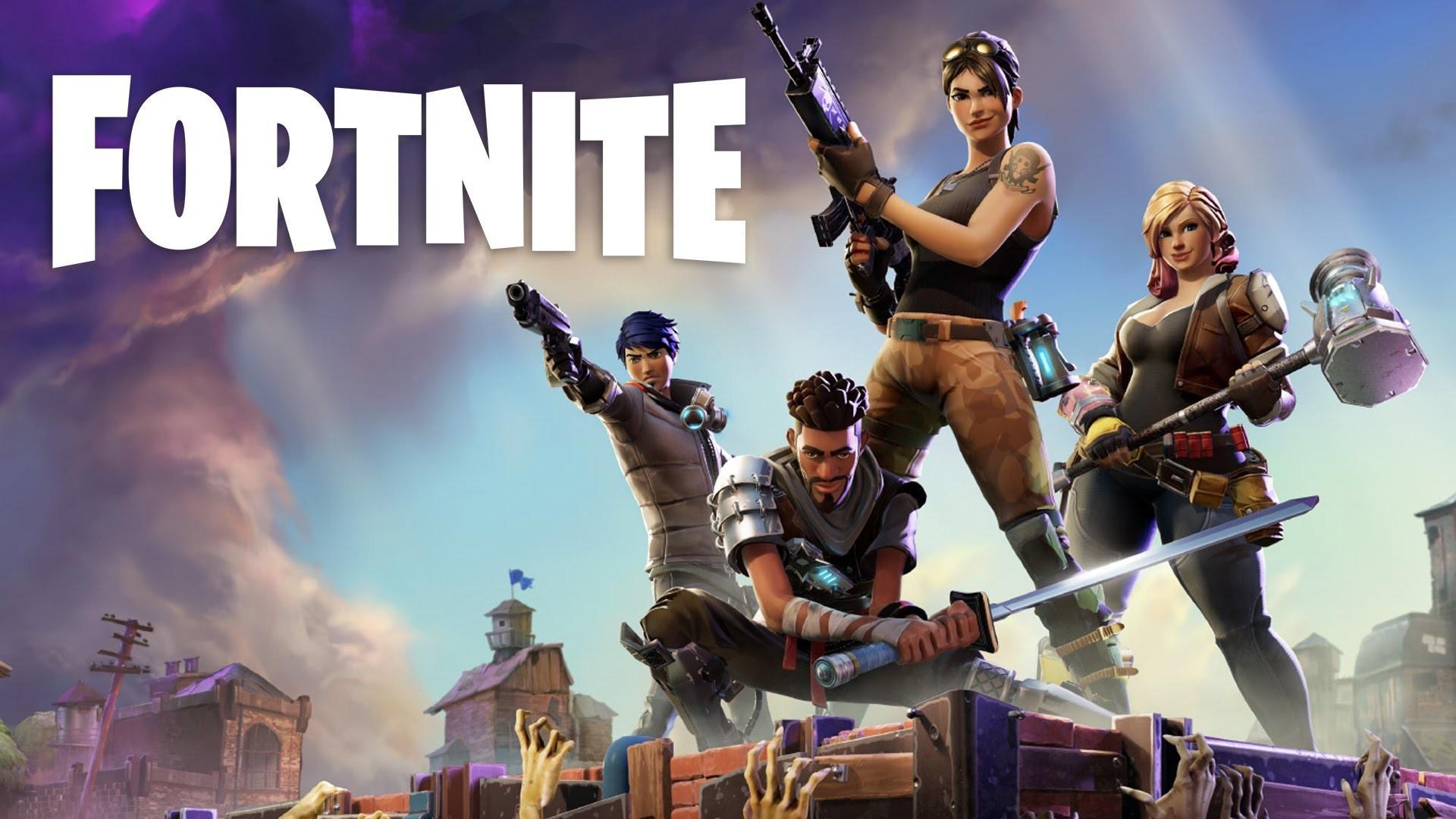 Novedades en Fortnite