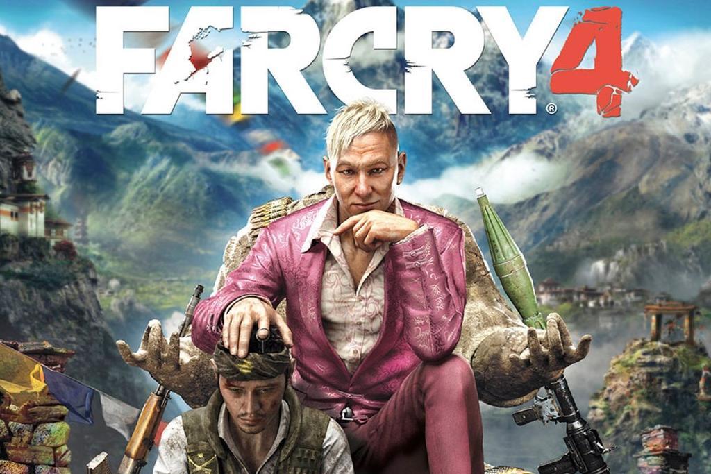 Portada de Far Cry 4