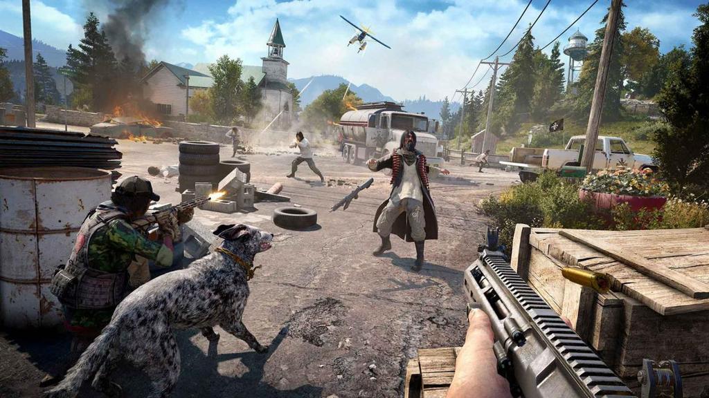 Far Cry V