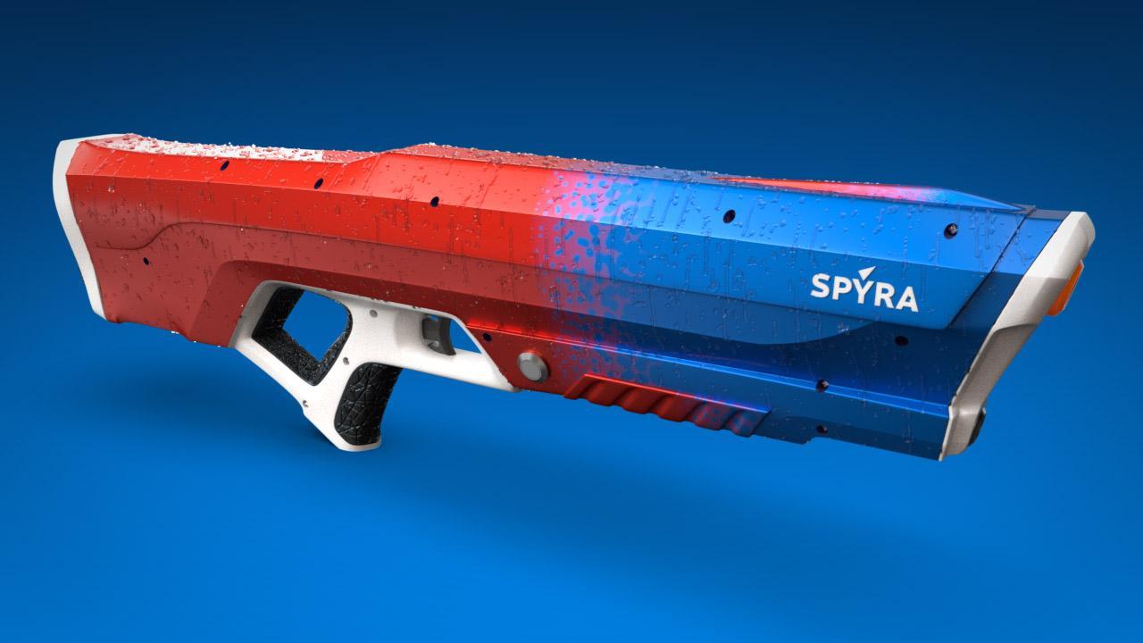 Pistola de agua Spyra One