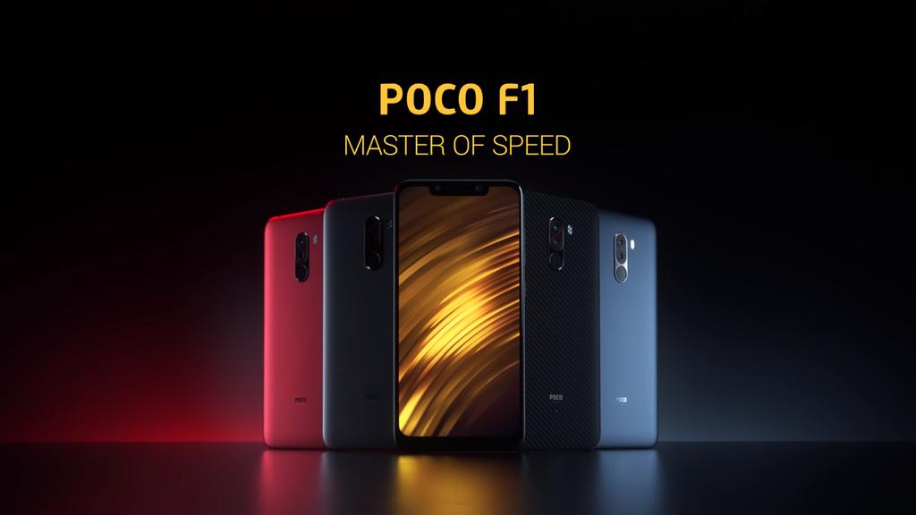 Diseño del Poco F1