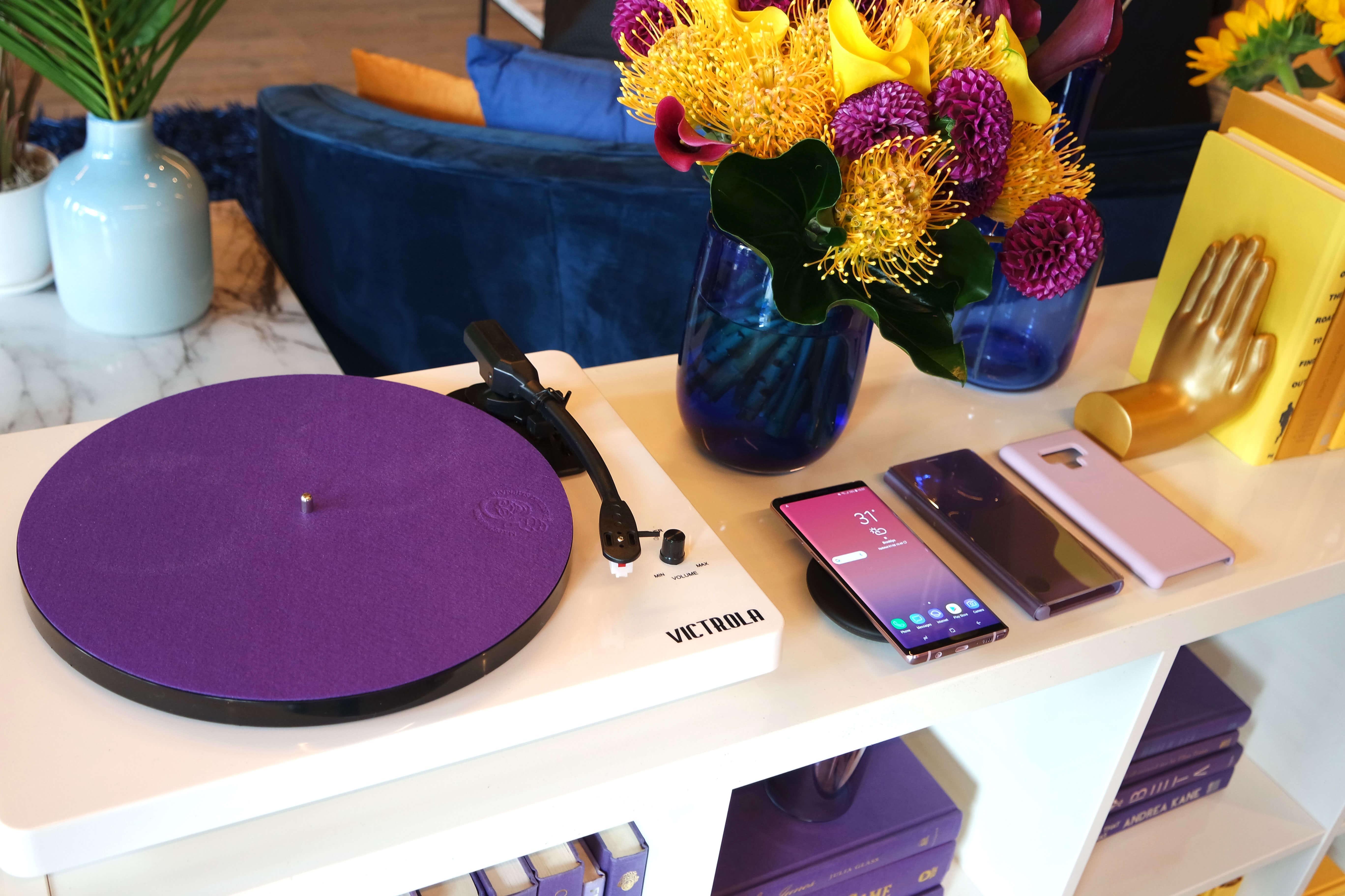 Foto de ambiente con el Samsung Galaxy Note9