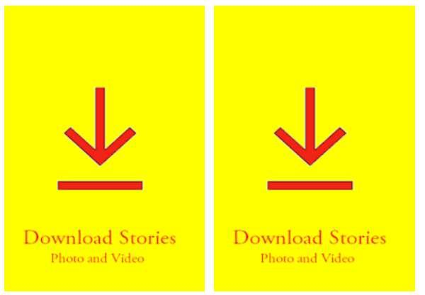 Aplicación Snap Stories Download