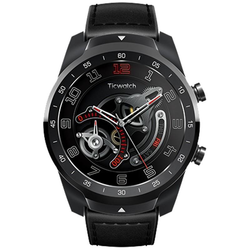 Smartwatch TicWatch Pro, alternativa al Apple Watch