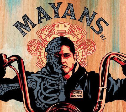 Mayans en HBO