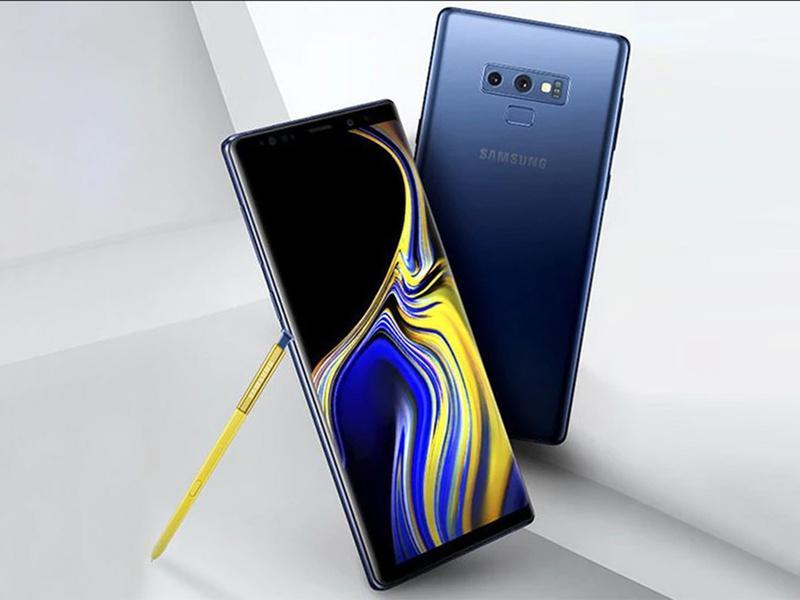novedades del Samsung Galaxy Note 9