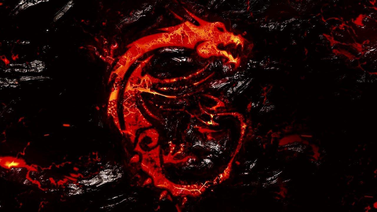 Logo de portátil gaming