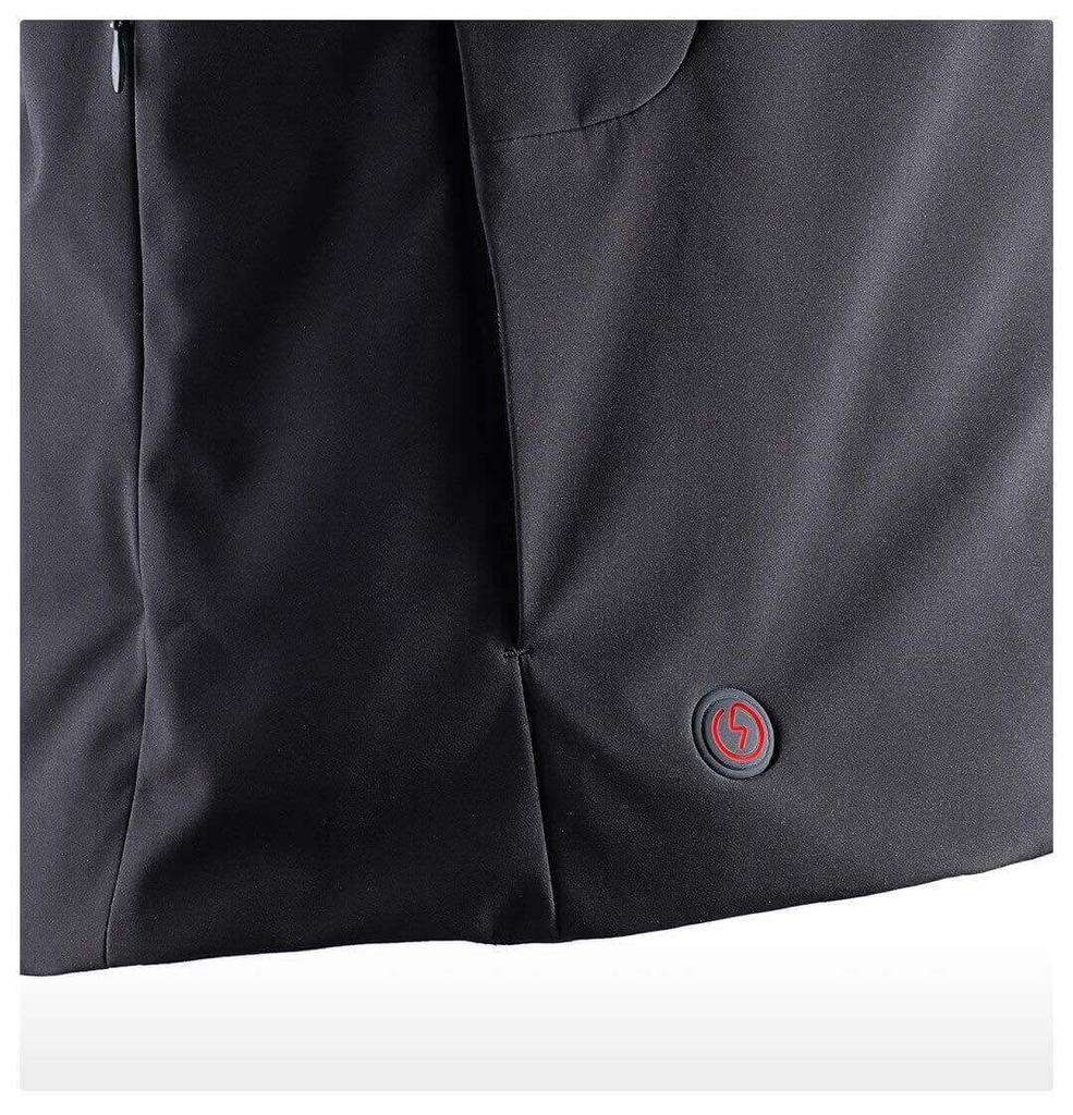 Acabado de la chaqueta de Xiaomi con calefacción
