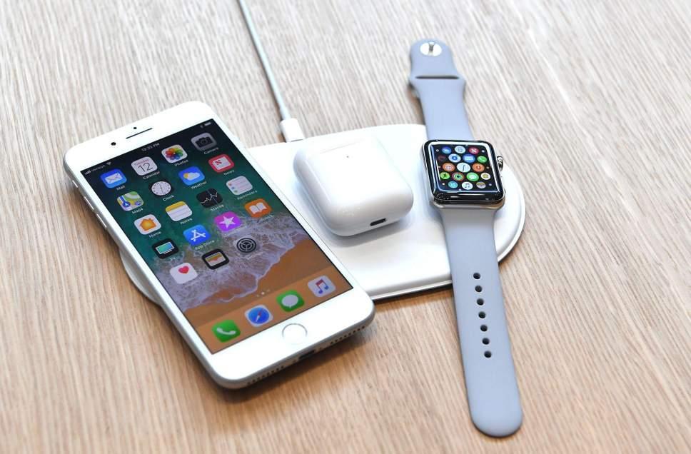 Accesorio AirPower de Apple