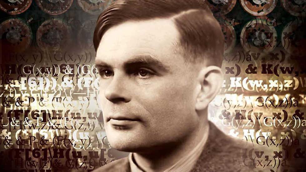 Alan Turing uno de los padres de la IA