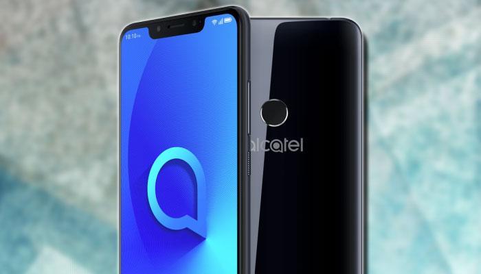 Teléfono Alcatel 5v