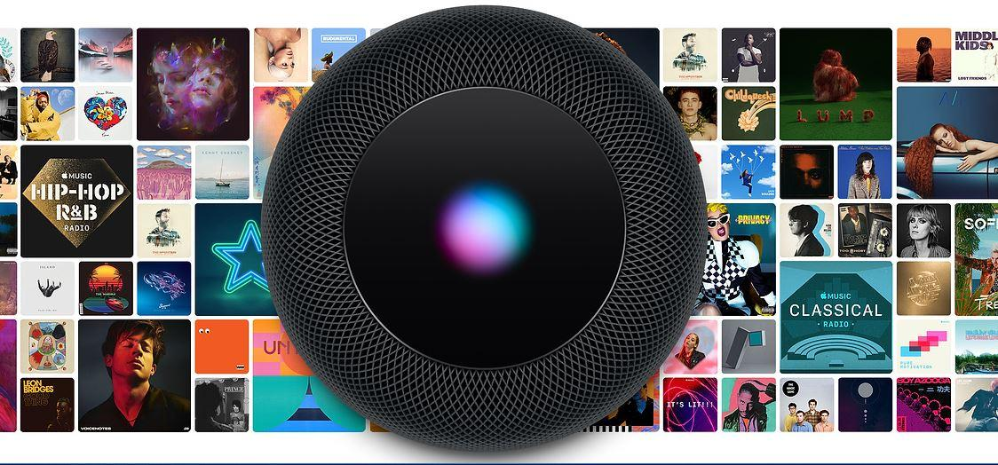 Altavoz Apple HomePod
