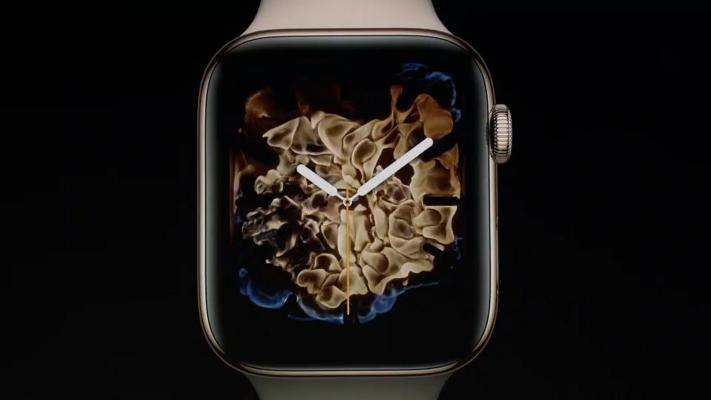 Imagen del Apple Watch Series4