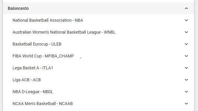 Añadir calendario de baloncesto en Google Calendar